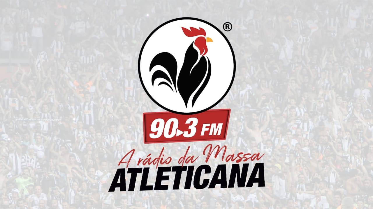 90,3 fm a Rádio da Massa Atleticana